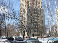 Reutov, Lenin st, house 33. Apartment house