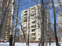 Reutov, Lenin st, house 35. Apartment house