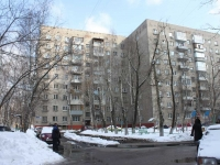 Reutov, Kalinin st, house 10. Apartment house