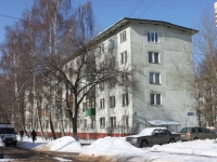 Reutov, Kalinin st, house 22. Apartment house