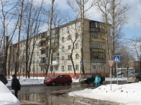Reutov, Komsomolskaya st, house 11. Apartment house