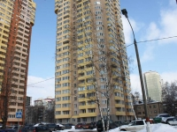 neighbour house: st. Komsomolskaya, house 12. Apartment house