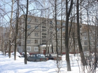 neighbour house: st. Komsomolskaya, house 25. Apartment house