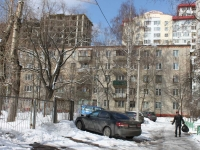 neighbour house: st. Novaya, house 6А. Apartment house