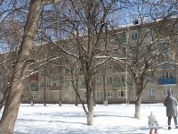 Reutov, Novaya st, house 9. Apartment house