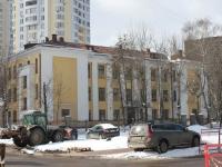 neighbour house: st. Novaya, house 16. school Открытая (сменная) общеобразовательная школа