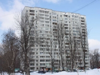 Reutov, Novaya st, house 19. Apartment house