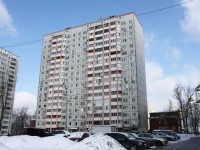 neighbour house: st. Novaya, house 21. Apartment house