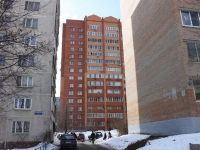 Reutov, Kotovsky st, house 4 к.1. Apartment house