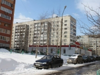 Reutov, Kotovsky st, house 6. Apartment house