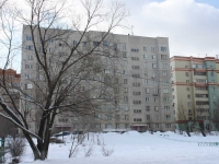 Reutov, Kotovsky st, house 7. Apartment house