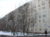 Reutov, Kotovsky st, house 8. Apartment house