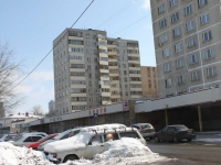 Reutov, Lesnaya st, house 5. Apartment house