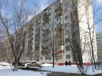 Reutov, Lesnaya st, house 8. Apartment house