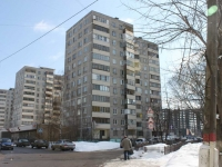 neighbour house: st. Lesnaya, house 9. Apartment house