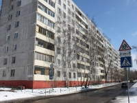 neighbour house: st. Lesnaya, house 10. Apartment house
