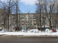 Reutov, Mira avenue, house 17. Apartment house