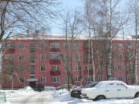 Reutov, Mira avenue, house 33. Apartment house