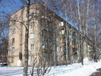 Reutov, Mira avenue, house 37. Apartment house