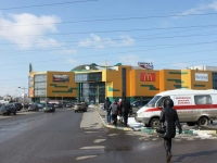 Reutov, retail entertainment center РИО, 2nd km of MKAD st, house вл1