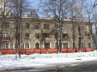 隔壁房屋: st. Novogireevskaya, 房屋 6. 公寓楼