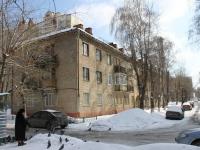 隔壁房屋: st. Novogireevskaya, 房屋 7. 公寓楼