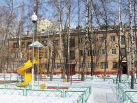 隔壁房屋: st. Novogireevskaya, 房屋 8. 公寓楼