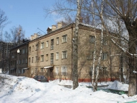 Reutov, Novogireevskaya st, house 9. Apartment house