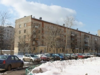 Reutov, Nosovikhinskoye road, house 17. Apartment house