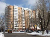neighbour house: st. Parkovaya, house 6. Apartment house