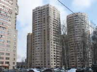 neighbour house: st. Parkovaya, house 8 к.2. Apartment house