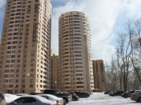 neighbour house: st. Parkovaya, house 8 к.3. Apartment house