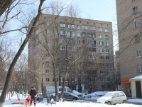 Reutov, Stroiteley st, house 9. Apartment house