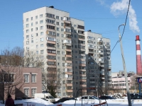 Reutov, Yubileyny avenue, house 3. Apartment house