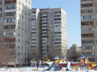 Reutov, Yubileyny avenue, house 7. Apartment house