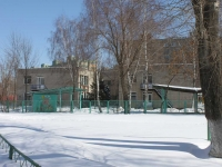 neighbour house: st. Golovashkin, house 7. nursery school №18, Малыш