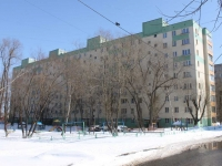 Reutov, Golovashkin st, house 10. Apartment house