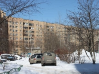 neighbour house: st. Nekrasov, house 18. Apartment house