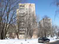 Reutov, Nekrasov st, house 22. Apartment house