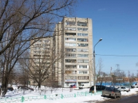 neighbour house: st. Nekrasov, house 24. Apartment house