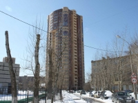 neighbour house: st. Sovetskaya, house 4 к.1. Apartment house