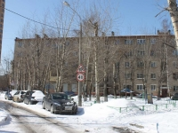 Reutov, Sovetskaya st, house 6. Apartment house