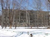 Reutov, Sovetskaya st, house 12. Apartment house