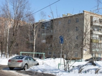 Reutov, Sovetskaya st, house 13. Apartment house