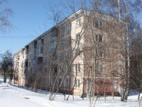Reutov, Sovetskaya st, house 17. Apartment house