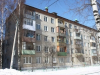 Reutov, Sovetskaya st, house 24. Apartment house