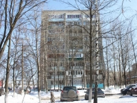 Reutov, Sovetskaya st, house 29. Apartment house