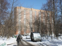 neighbour house: st. Sovetskaya, house 37. Apartment house
