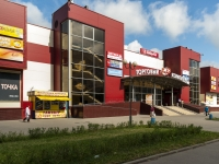neighbour house: st. 60 let sssr, house 10. shopping center Вико