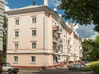 Fryazino, Vokzalnaya st, house 1. Apartment house